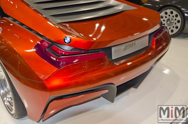 Retromobile 2013 | BMW M1 Hommage