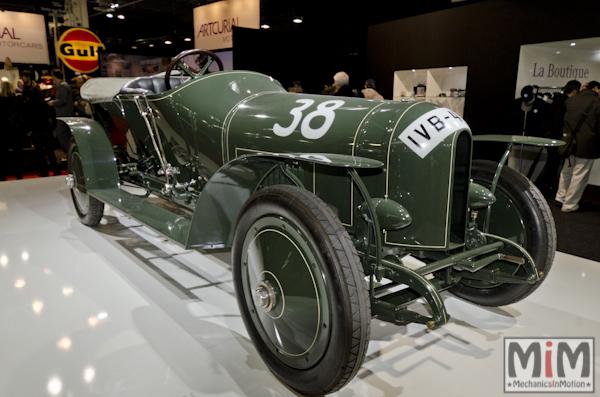 Retromobile 2013 | Benz Prince Henrich 1910