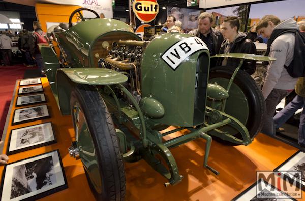 Retromobile 2013 | Benz Prince Heinrich 1910