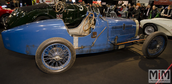 Retromobile 2013 | Bugatti Type 37A