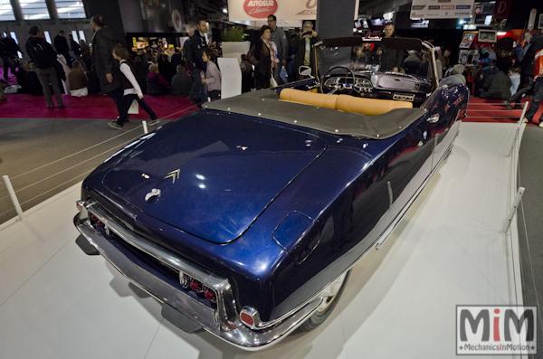 Retromobile 2013 | Citroën DS19 1964_