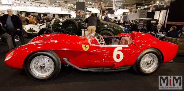 Retromobile 2013 | Ferrari 250 Testa Rossa