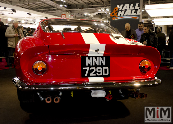 Retromobile 2013 | Ferrari 275 GTB/C