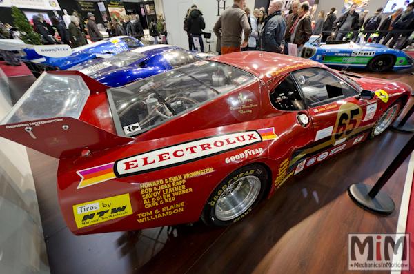 Retromobile 2013 | Ferrari BB 512 LM