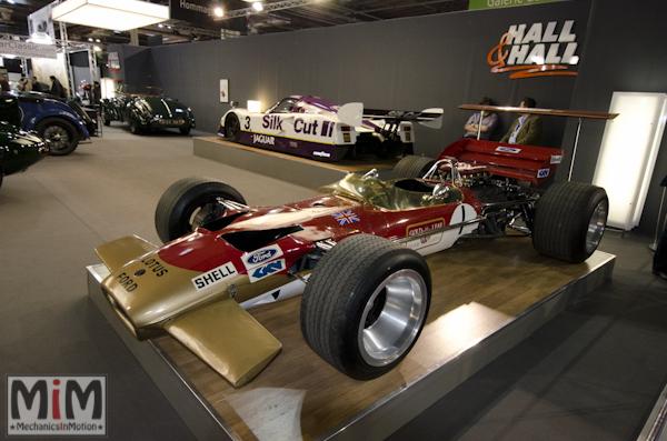 Retromobile 2013 | Lotus 49