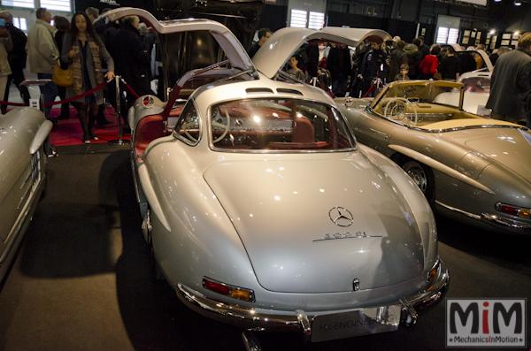 Retromobile 2013 | Mercedes 300 SL