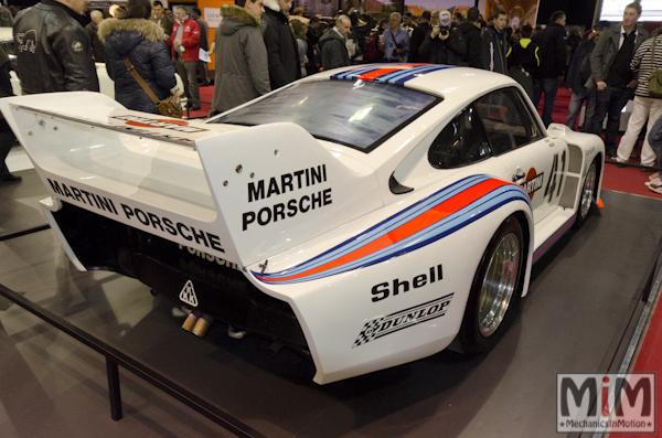 Retromobile 2013 | Porsche 935
