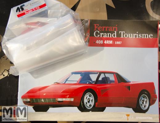 15-Altaya Ferrari Enzo 1:10 - Ferrari 408 4RM