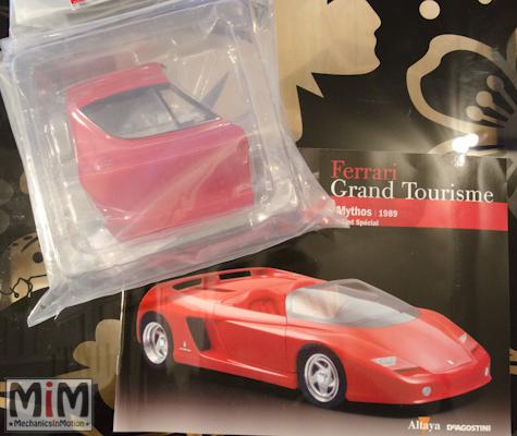 17-Altaya Ferrari Enzo 1:10 - Ferrari Mythos