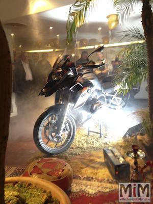 BMW Motorrad Etoile - Lancement BMW R1200GS 2013