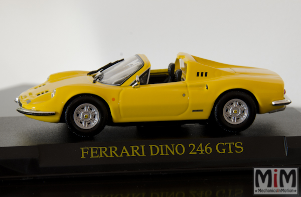 Hachette GT Collection Ferrari Dino 246 GTS