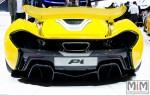 McLaren P1 | Salon automobile genève 2013