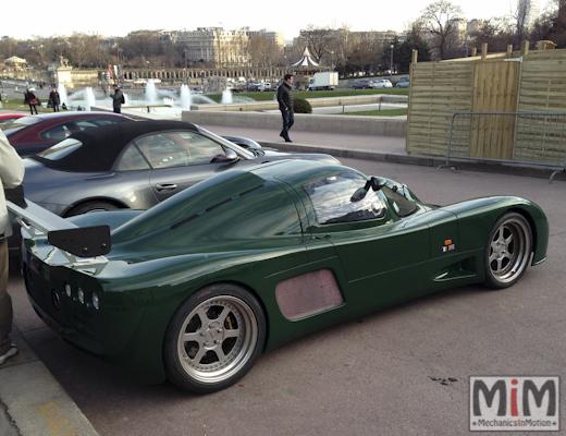 Rallye de Paris GT 2013