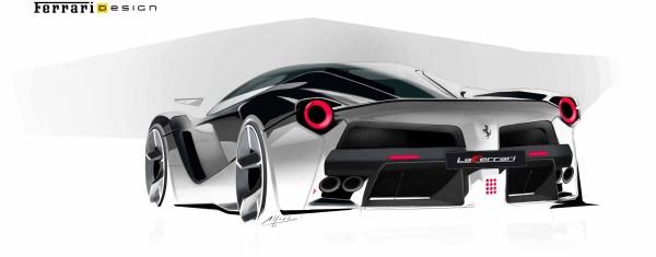 LaFerrari : la nouvelle supercar Ferrari