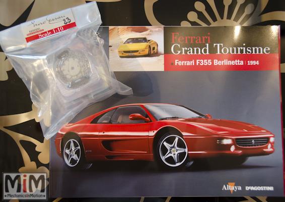 23-Altaya Ferrari Enzo 1:10 - Ferrari 355 berlinetta