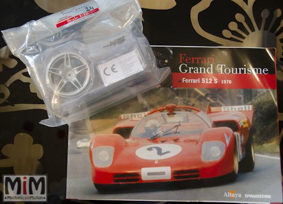 24-Altaya Ferrari Enzo 1:10 - Ferrari 512 S