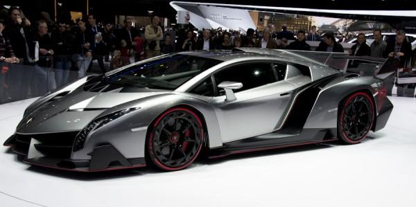 Salon automobile de Genève 2013 – Lamborghini et Ferrari