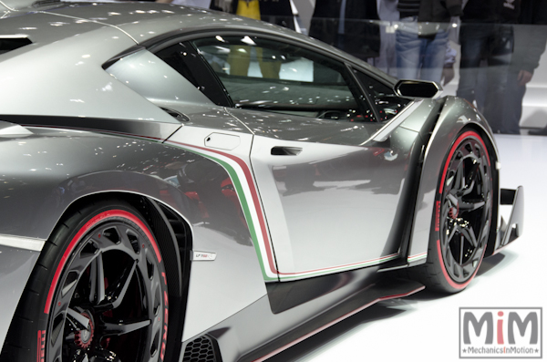 Lamborghini Veneno | Salon automobile genève 2013