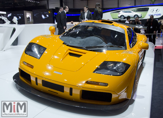 McLaren XP1 LM | Salon automobile genève 2013