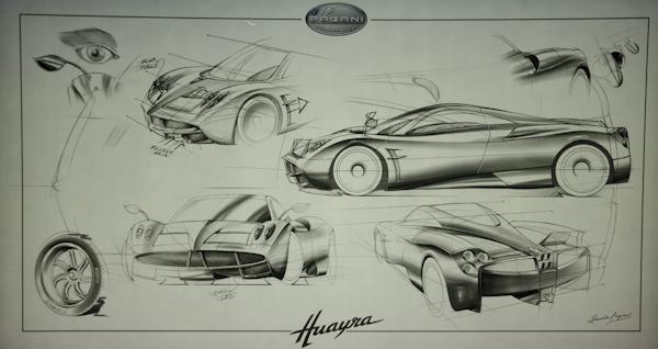 Pagani | Salon automobile genève 2013