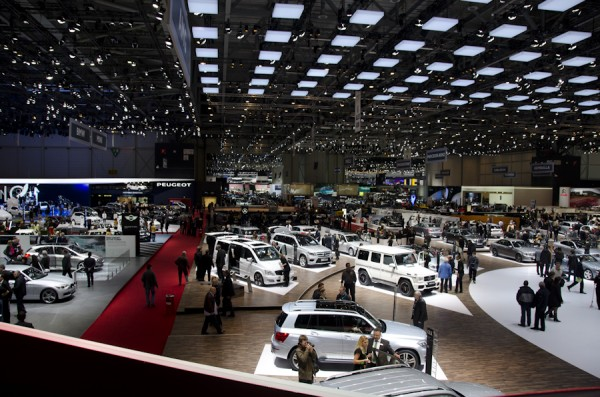 Salon automobile de Genève 2013 – Les autres stands