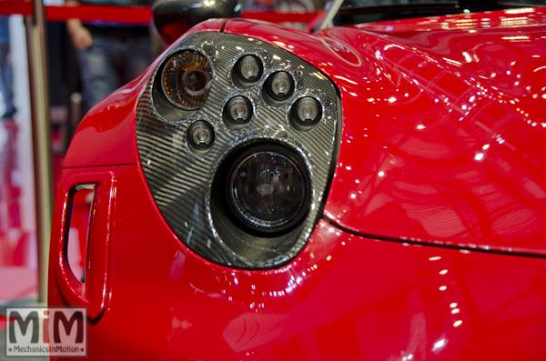 Alfa Roméo 4C | Salon automobile genève 2013_3