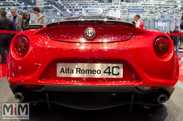 Alfa Roméo 4C | Salon automobile genève 2013_5