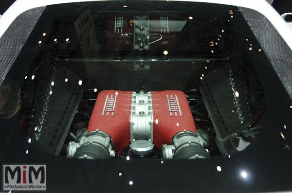 Ferrari 458 italia | Salon automobile genève 2013