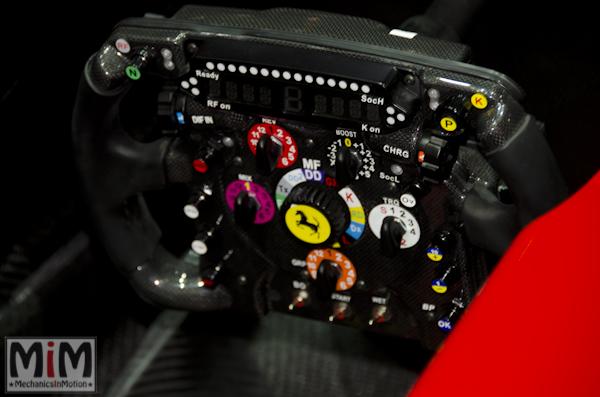Ferrari F2012 | Salon automobile genève 2013