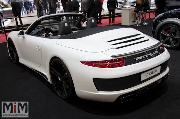 Gemballa GT Cab | Salon automobile genève 2013_2