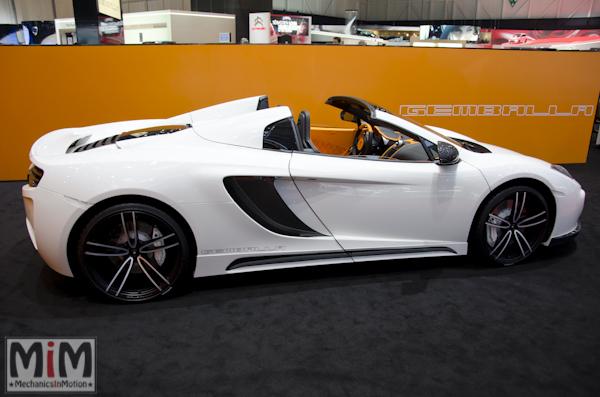 Gemballa GT Spider | Salon automobile genève 2013_2