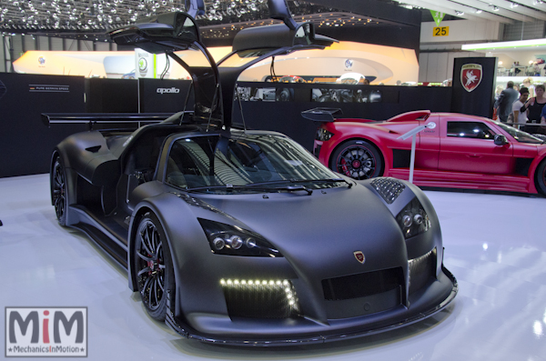 Gumpert Apollo S | Salon automobile genève 2013