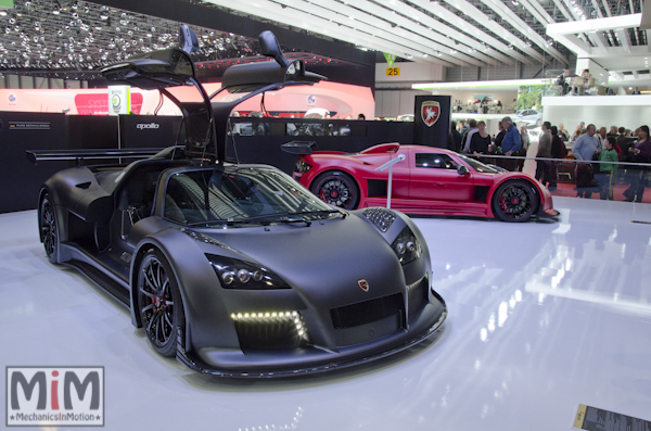 Gumpert Apollo S | Salon automobile genève 2013_2