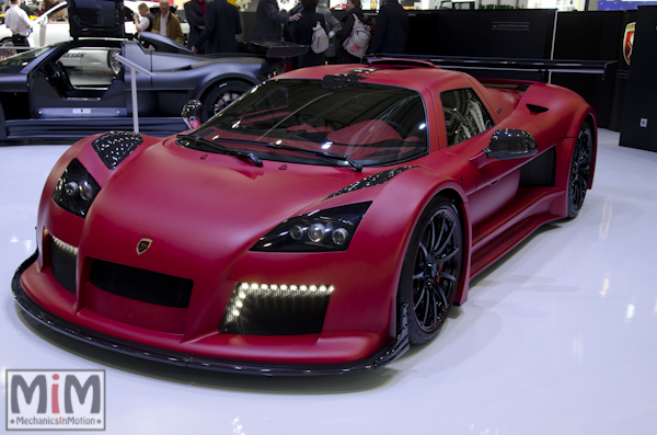 Gumpert Apollo S | Salon automobile genève 2013_4