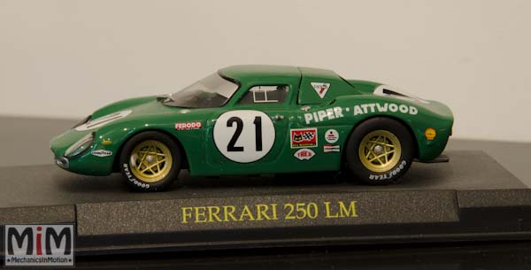 Hachette GT Collection Ferrari 250 LM