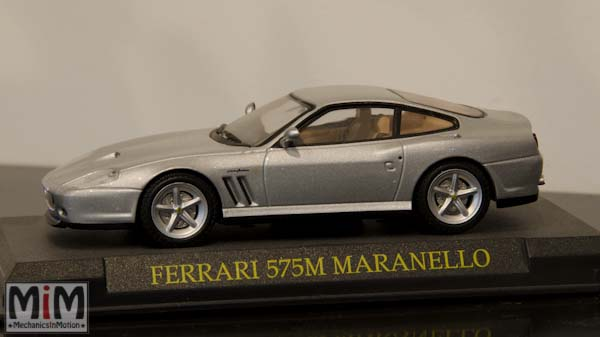 Hachette GT Collection Ferrari 575M Maranello