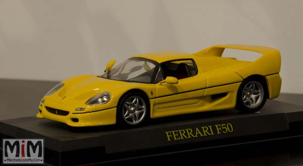 Hachette GT Collection Ferrari F50
