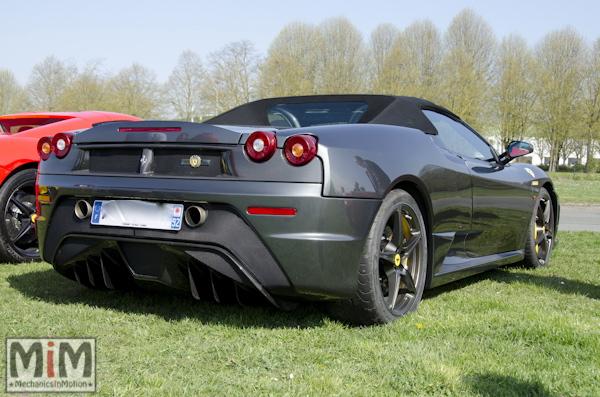 KB Rosso Corsa Day 9 - Ferrari 16M