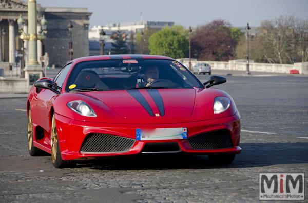 KB Rosso Corsa Day 9 - Ferrari 430 scuderia