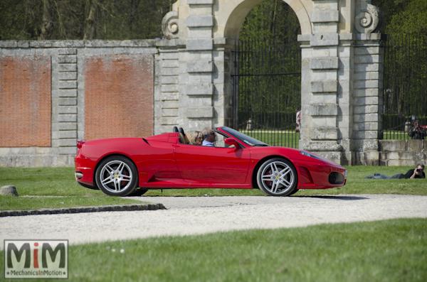 KB Rosso Corsa Day 9 | Ferrari 430 spider