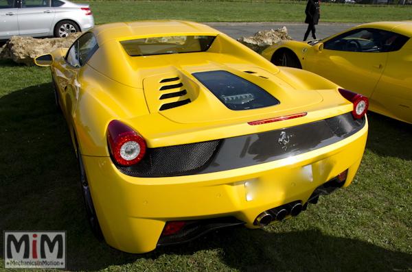 KB Rosso Corsa Day 9 - Ferrari 458 spider