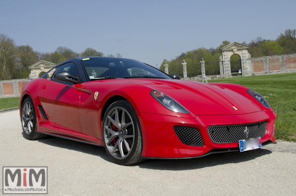 KB Rosso Corsa Day 9 | Ferrari 599 GTO