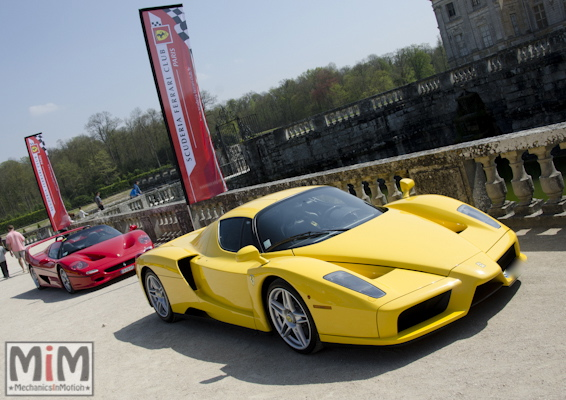 KB Rosso Corsa Day 9 | Ferrari Enzo