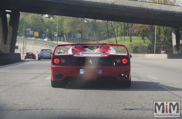 KB Rosso Corsa Day 9 - Ferrari F50