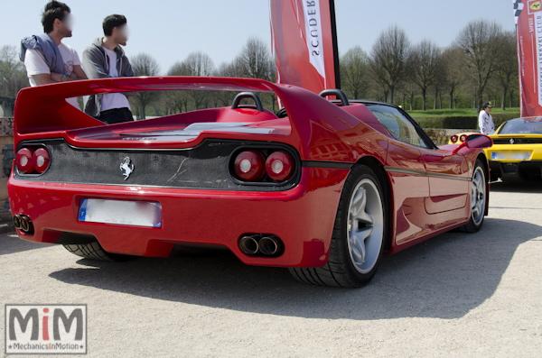 KB Rosso Corsa Day 9   Ferrari F50