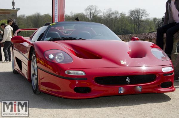KB Rosso Corsa Day 9 | Ferrari F50