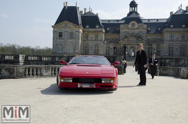 KB Rosso Corsa Day 9 | Ferrari Testarossa