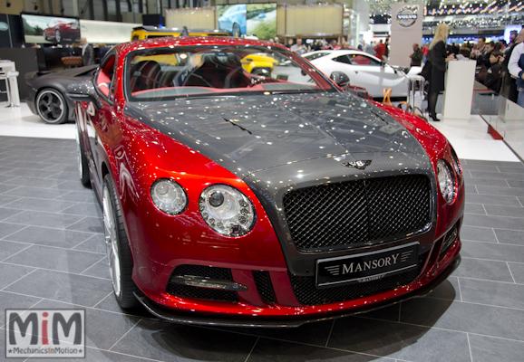 Mansory | Salon automobile genève 2013