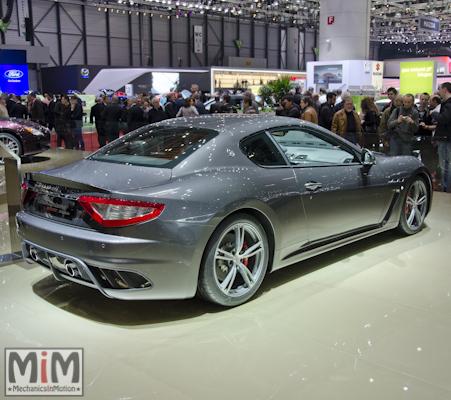 Maserati GranTurismo MC Stradale | Salon automobile genève 2013