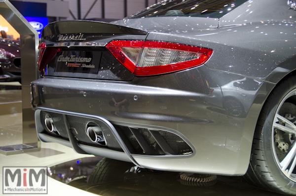 Maserati GranTurismo MC Stradale | Salon automobile genève 2013_2